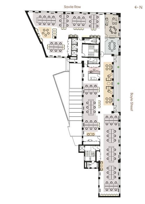 Floor plan - Third Floor Majority Occupier